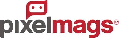 PixelMags logo