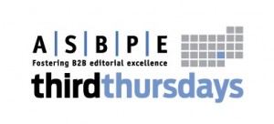 ASBPE Third Thursdays