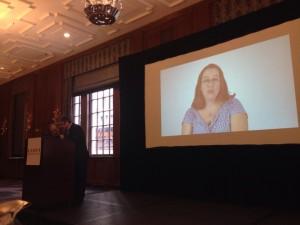 Jessica Zemler of Advanstar presents digitally on e-zines