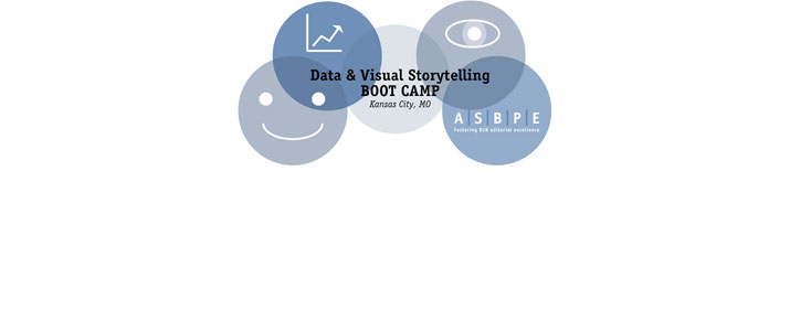 Kansas City chapter event: Data and visual storytelling boot camp
